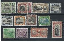 Cook Islands.  Collection of  25 stamps, 1932 to 1946, Mint and Used