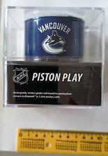 "Logiix LGX-11109 Altavoz Portátil Bluetooth Logo Oficial NHL ""Vancouver"" - Azul"