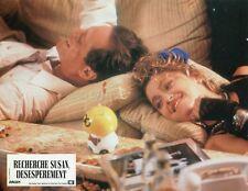MADONNA AIDAN QUINN DESPERATELY SEEKING SUSAN 1985 VINTAGE LOBBY CARD #4