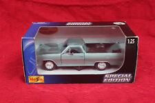 Chevrolet El Camino Pick Up 1965  Modellauto 1:25 / Maisto