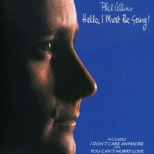 Phil Collins : Hello I Must Be Going Pop 1 Disc Cd