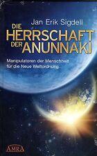DIE HERRSCHAFT DER ANUNNAKI - Jan Erik Sigdell BUCH ( wie Zecharia Sitchin )