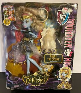 Monster High 13 Wishes Abbey Bominable Haunt The Casbah Doll 2012, BBR94  - NEW