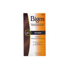 Bigen Permanent Powder Hair Colour - No 45 Chocolate