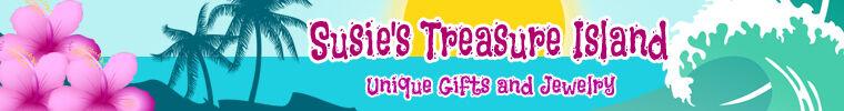 Susie's Treasure Island