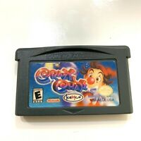Crazy Chase Nintendo Gameboy Advance GBA Game - Tested, Working & Authentic!