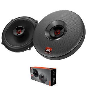 "Pair of JBL CLUB 625SQ 6.5"" 225 Watt 3 Ohm 2-Way Coaxial Car Speakers"