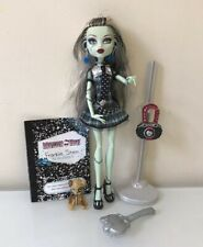 Monster High Original Favorites Frankie Stein Doll & accessories COMPLETE / HTF