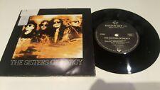 "Goth Rock - The Sisters Of Mercy - Doctor Jeep - 7"" VINYL VINILO PROMO RADIO"