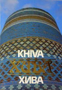 Khiva - Large Photographic Compilation in Slipcase