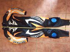 Hein Gericke Pro Sports One-piece Leathers - Good Condition! Motorbike Size 54