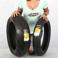 120/70 17, 200/55 17 Shinko 011 Verge Radial Tire Kit