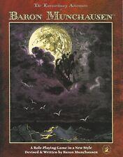Hogshead - Extraordinary Adventures of Baron Munchausen