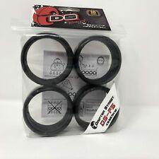 DS Racing Drifter Street F5 Tyre 4pcs, RCKITOUT