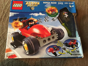 2000 LEGO DUPLO TOOLO ACTION WHEELERS SET #2912 COMPLETE With Instructions & Box