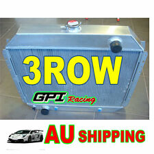 3 CORE FORD F100 F250 F350 V8 RADIATOR 67-81 aluminum alloy radiator