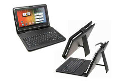 "FUNDA TECLADO USB 10"" TABLET PC SUPERPAD 2 PESTAÑA RETRACTIL 25X17,5(19,5)X1,5CM"