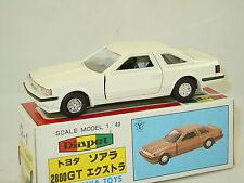 Toyota Soarer 2800GT-Extra van Diapet Yonezawa Toys G-1 Japan *2521