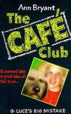 (Good)-Luce's Big Mistake (Hippo Cafe Club S.) (Paperback)-Bryant, Ann