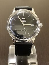 ORIENT Bambino Men's Black Dial Automatic Watch AC0000DB 3ATM 40mm