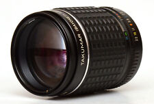 Asahi Takumar (Bayonet) 135mm F2.5 Lens For Pentax K Mount! Read!