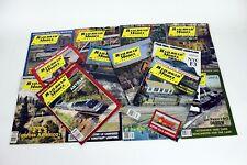 Railroad Model Craftsman Magazines 14 Issues 1991-98