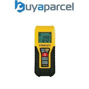Stanley TLM 99 30m True Laser Distance Measurer 1-77-138 STHT1-77138 INT177138