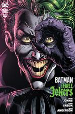 BATMAN THREE JOKERS #3 (2020) DC Comics A cover Jason Fabok
