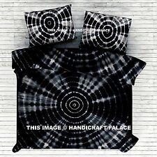 Indian Shibori Mandala Duvet Doona Cover Comforter Hippie King Quilt Cover Set