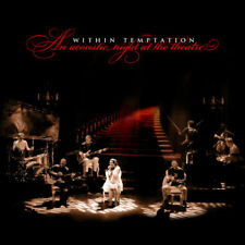 Within Temptation : An Acoustic Night at the Theatre CD (2018) ***NEW***