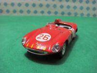 "FERRARI 750 Monza 3000cc. Spyder Scaglietti ""Sebring 1955"" -1/43 Best Model 9103"
