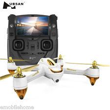 Hubsan H501S X4 5.8G FPV 10CH Brushless 1080P HD Caméra GPS RC Quadcopter Blanc
