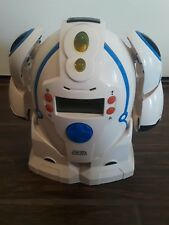 """Uncle Milton Robot In My Room 7-1/2"""" H-Multi-Feature, Alarm Clock, Bank"""