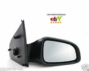 VAUXHALL ASTRA H MK5 2004-2009  ELECTRIC DOOR WING MIRROR DRIVERS SIDE O/S OFF