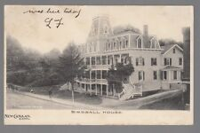 [53907] 1907 POSTCARD BIRDSALL HOUSE IN NEW CANAAN, CONNECTICUT (UNDIVIDED BACK)