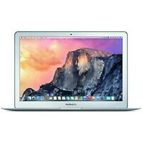 "Apple MacBook Air 13.3"" Laptop Core i5 1.60GHz 8GB RAM 128GB SSD MMGF2LL/A"