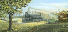 """JAMES LUMBERS  """"The Crossing""""  29""""  X 12.75  Signed & Numbered Print"""
