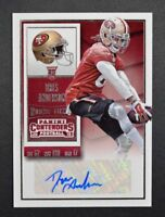 2015 Panini Contenders #175 Dres Anderson RC Auto - NM-MT