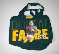 Vintage 90s Green Bay Packers Brett Favre Duffle Bag NFL Football NWOT