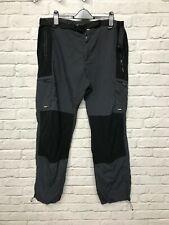 "Icepeak grey trousers size waist 36"" leg 34"""