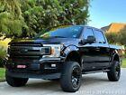2020 Ford F-150 XLT 4x4 4dr SuperCrew 5.5 ft. SB 2020 Ford F-150 XLT 4x4 4dr SuperCrew 5.5 ft. SB 18000 Miles Black Pickup Truck