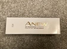 Avon -age transforming -anti aging--foudation -colour almond -discontinued