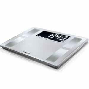 SOEHNLE SHAPE SENSE PROFI 200 BODY COMPOSITION SCALE 180KG CAPACITY 63870