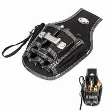 Electrician Pocket Multi-function Waist Plug Bags Woodworking Tool Belt Bag T