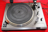 Sony PS-T2  direct drive turntable with Stanton 500 cartridge