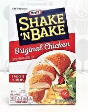 Kraft Shake N Bake Original Chicken Seasoned Coating Mix 4.5 oz