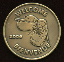 2006 Canada Welcome Bienvenue Medal from Royal Canadian Mint Baby Set