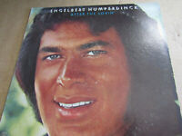 "ENGELBERT HUMPERDINCK ""AFTER THE LOVIN"" 12""  33 RPM LP EPIC RECORDS PE34381 1976"