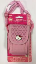 Hello Kitty Universal Small Camera Mobile Phone Case Bag Pink