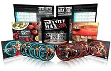 Shaun T Beachbody Insanity MAX:30 Base Kit - 10 Discs - Brand New & Sealed
